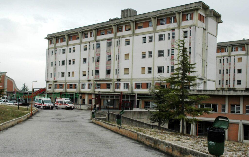 ospedale avezzano